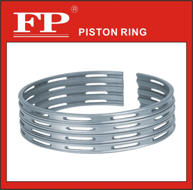 FP Coil spring oil control ring