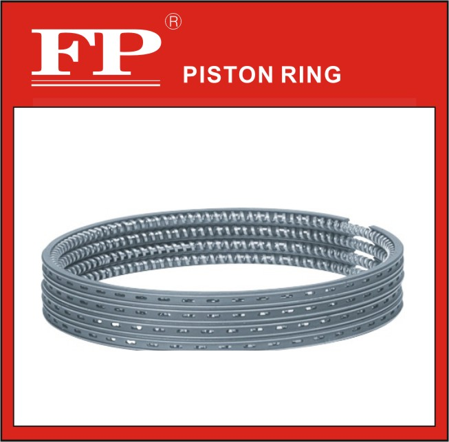 FP Nitrided steel small hole oil ring