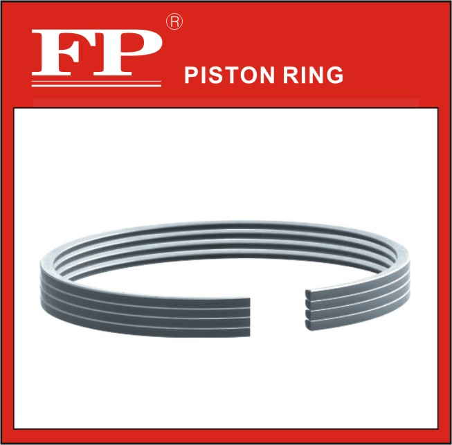 FP Molybdenum coated compression ring