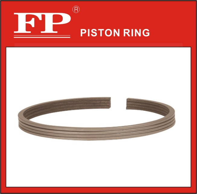 FP Gold-plating compression ring