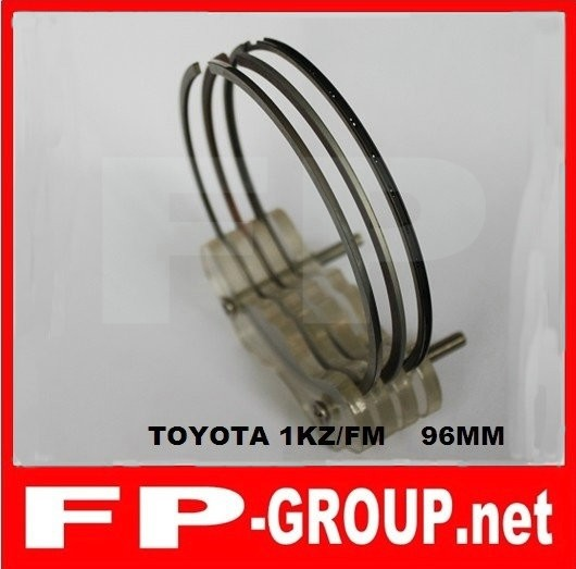 Toyota 1KZ piston ring