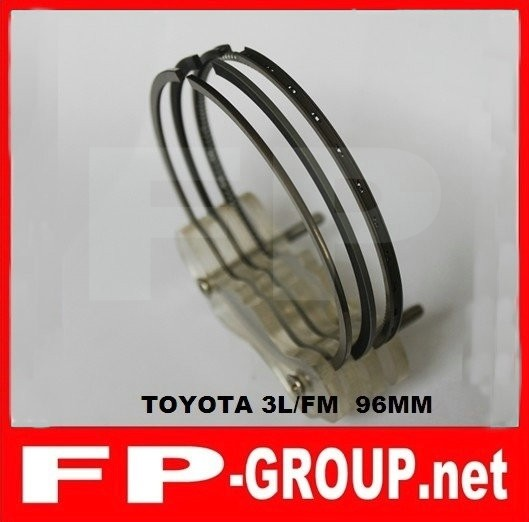 Toyota 3L piston ring