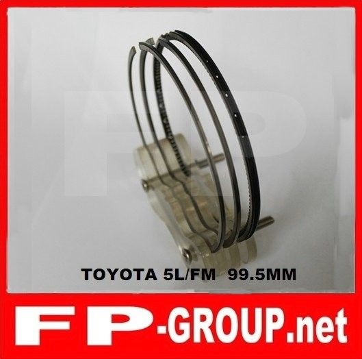 Toyota 5L piston ring