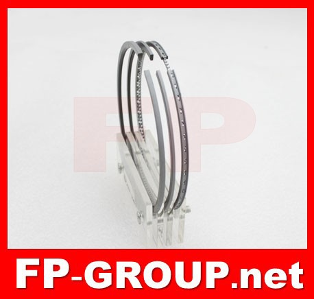 Hyundai 4D34 piston ring