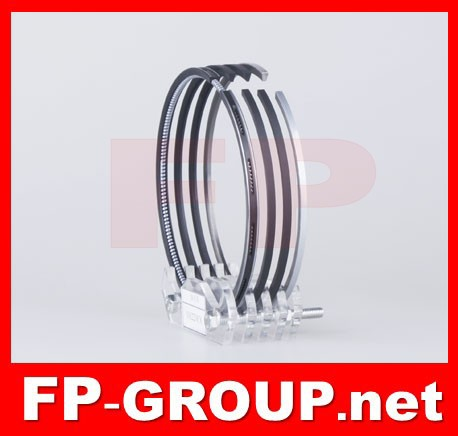 Hyundai D8AX piston ring