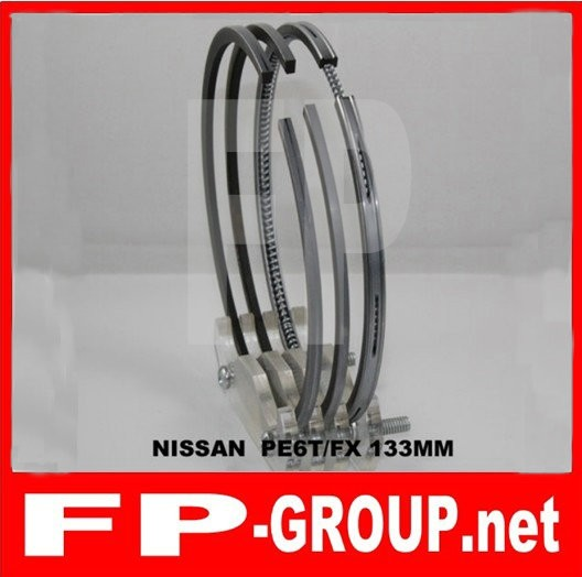 Nissan PE6T piston  ring
