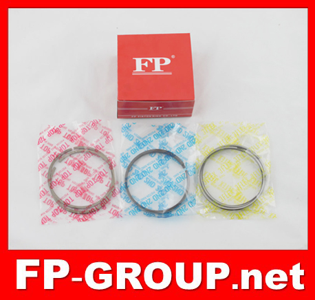 Ford G6A GUD GUE GUF HCS TLB piston ring
