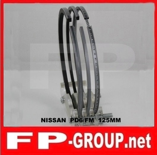 Nissan PD6T piston  ring