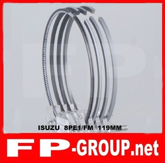 Isuzu 8PEI  piston  ring