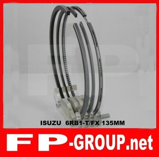 Isuzu 6RB1-T  piston  ring