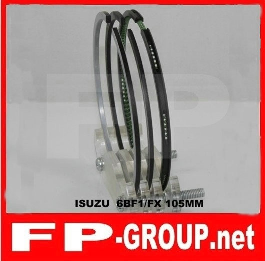 Isuzu  6BF1 piston  ring