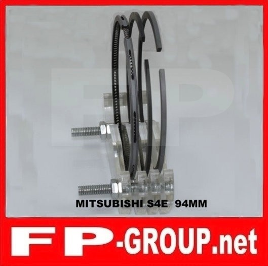 Mitsubishi  S4E  piston  ring
