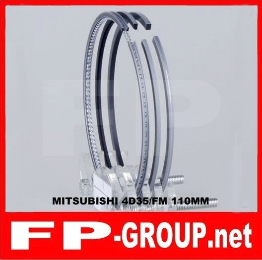 Mitsubishi 4D35 piston  ring