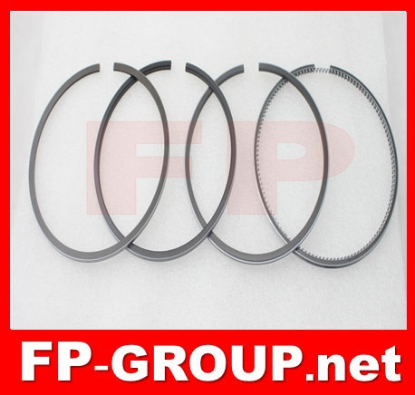FORD 2701E, 2706E(240 cu.in.), 2704E, 2709E, 2713E(365 cu.in. Parent Block) piston ring