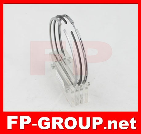 Renault F8Q  piston ring
