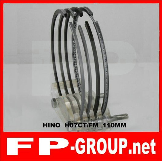 Hino H07CT   piston  ring