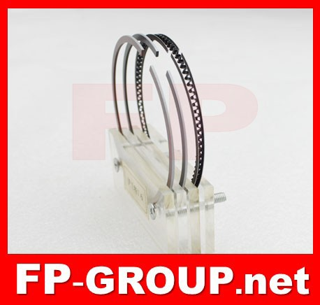 Peugeot 1KR-FE 1KR (384 F) piston ring